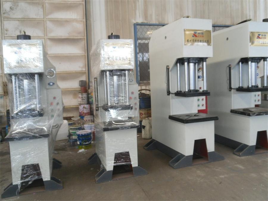 YL41-100吨单臂液压机